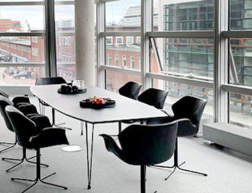 Neues Kundenbüro in Hamburg
